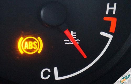 Lampu Indikator ABS