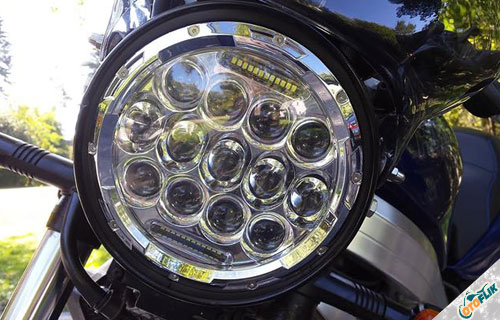 Lampu LED Motor Headlamp