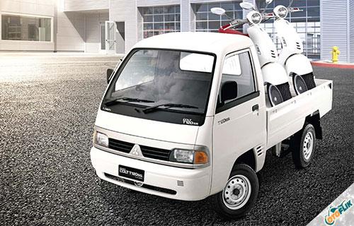 Mitsubishi T120SS 1.5L Pick Up Standard & Flat Deck