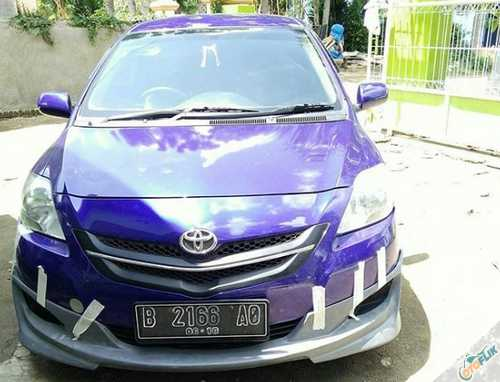 Modifikasi Bodykit Vios 9