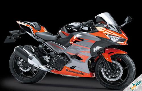 Motor Kawasaki Terbaru di Dunia dan Indonesia