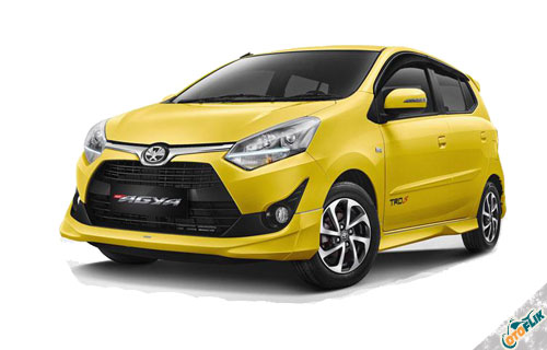 New Toyota Agya