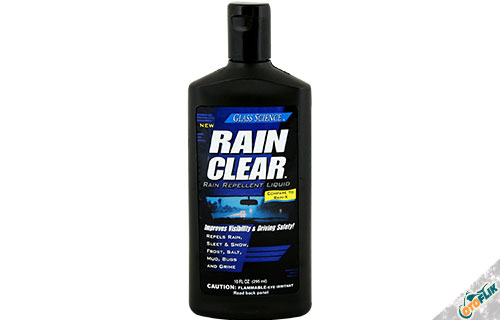 Rain Clear Dual-Action Glass Science