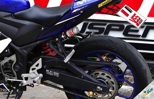 Shockbreaker YSS Motor Sport