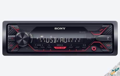 Sony DSX-A110U Single Din