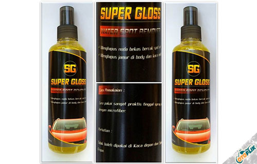 Super Gloss Water Spot Remover
