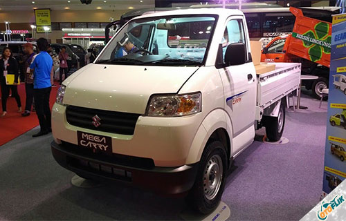 Suzuki APV Mega Pick Up AC & Power Steering WD