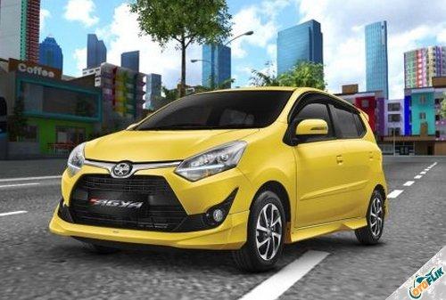 Toyota Agya 1.2