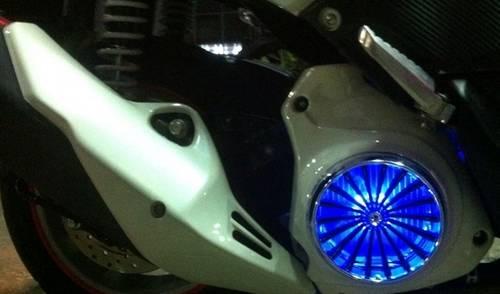 Tutup Radiator Nmax Kipas Nyala