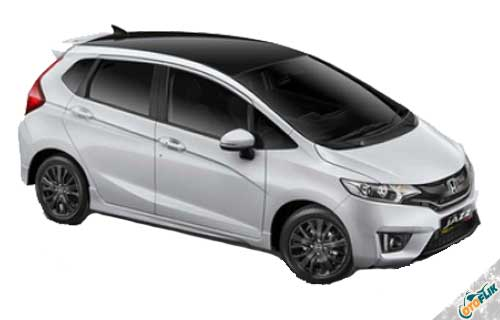 All New Honda Jazz RS Black Top