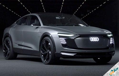 Audi E-TronSportback Concept