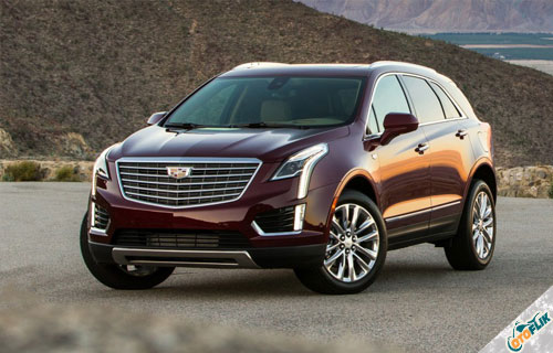 Cadillac Crossovers & SUVS