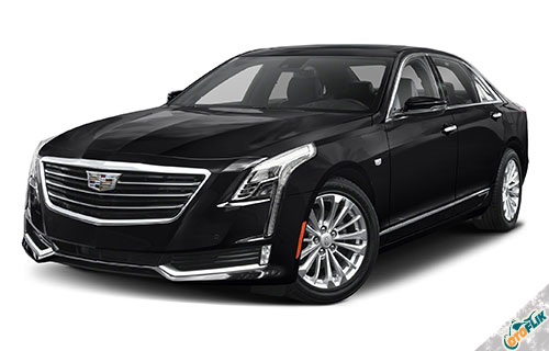 Cadillac Plug-In Hybrid