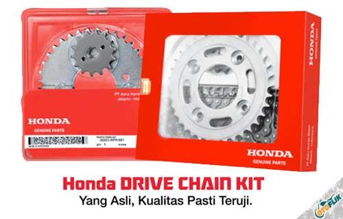 Daftar Harga Sparepart Honda Terlengkap