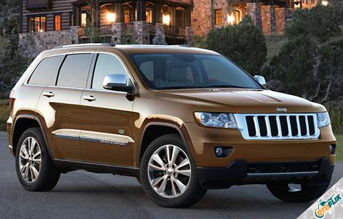 Harga Mobil Chrysler Jeep Grand Cherokee