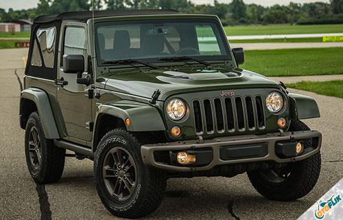 Harga Mobil Chrysler Jeep Wrangler