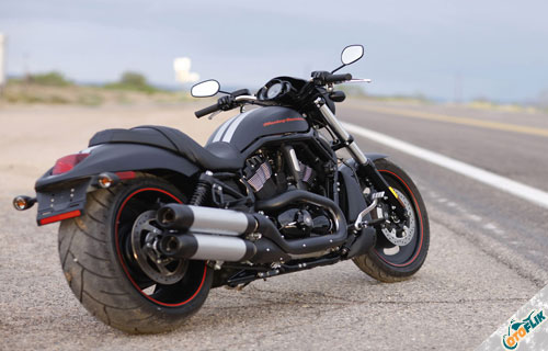 Harley Davidson Night Road Special