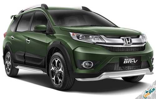 Honda BR-V New