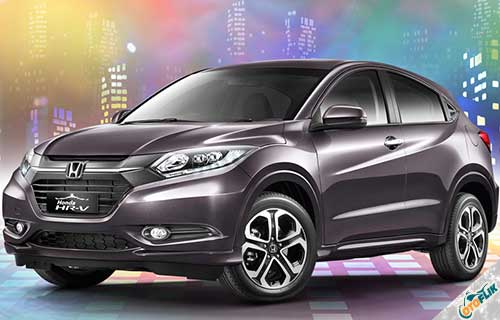 Honda HR-V Special Edition JBL Audio