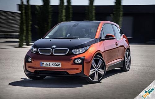 Mobil-Listrik-BMW-i3