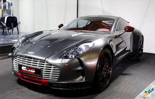 Mobil-Terkeren-di-Dunia-Aston-Martin-One-77