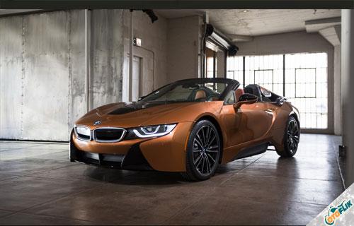 Mobil-Terkeren-di-Dunia-BMW-i8-Roadster