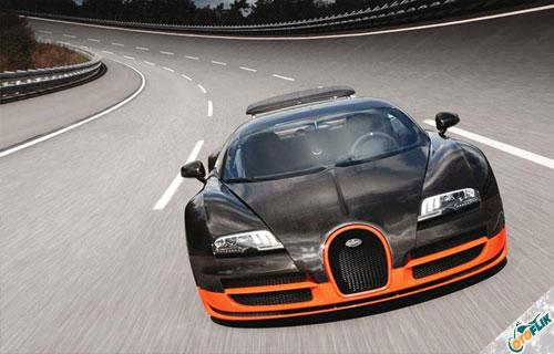 Mobil-Terkeren-di-Dunia-Buggati-Veyron-Super-Sports
