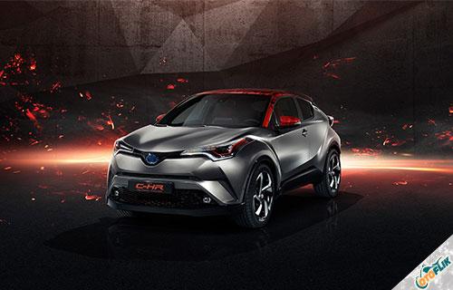 Harga Toyota C-HR