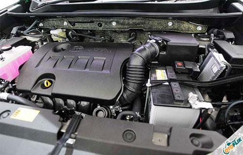 Mesin Toyota C-HR