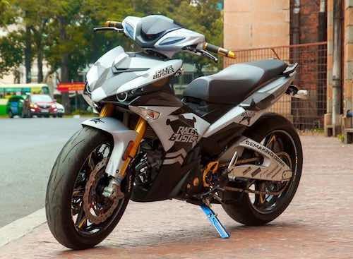 2001 Modifikasi Motor Yamaha Jupiter Mx King Keren Dan Sederhana Otoflik