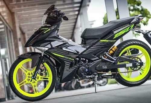 2001 Modifikasi Motor Yamaha Jupiter Mx King Keren Dan