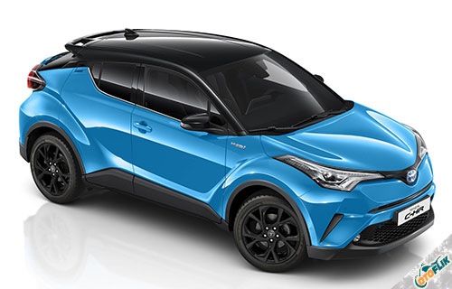 Review Toyota C-HR