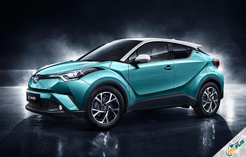 Spesifikasi dan Harga Toyota C-HR