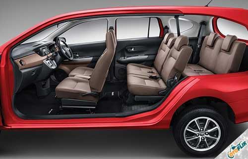 Desain Interior Toyota Calya