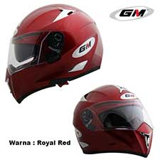 GM Airborne Solid Royal Red