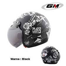 GM Bubble News Black