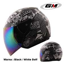 GM Evolution Black-White Doff