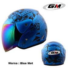 GM Evolution Blue Met