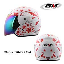 GM Evolution Flower White-Red