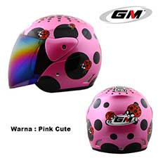 GM Evolution Ladybugs Pink Cute