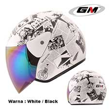 GM Evolution White-Black
