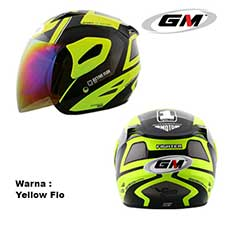 GM Fighter Flux Yellow Flo