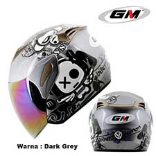 GM Fighter Speak Up Dark Grey