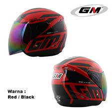 GM Icon Marshal Red-Black