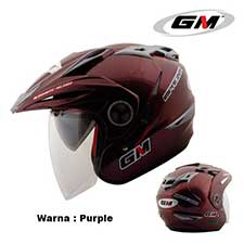 GM New Imprezza Solid Purple