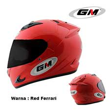 GM Race Pro Solid Red Ferrari