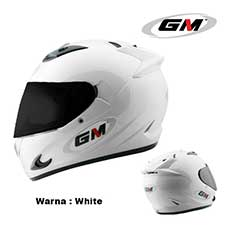 GM Race Pro Solid White
