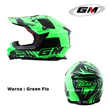 GM Supercross Moto 1 Green Flo