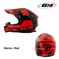 GM Supercross Moto 1 Red