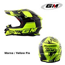GM Supercross Moto 1 Yellow Flo
